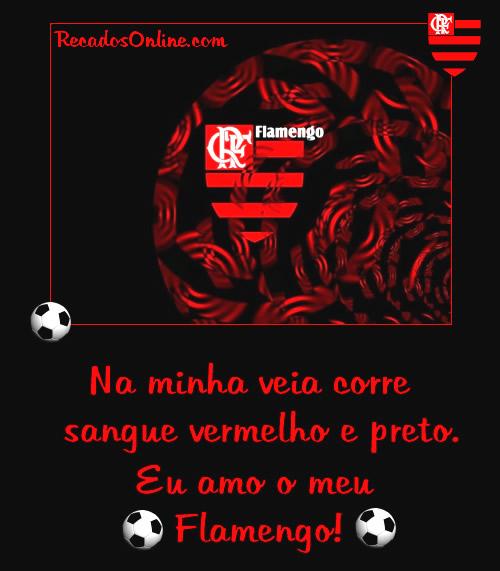 Recado Para Orkut - Flamengo: 5