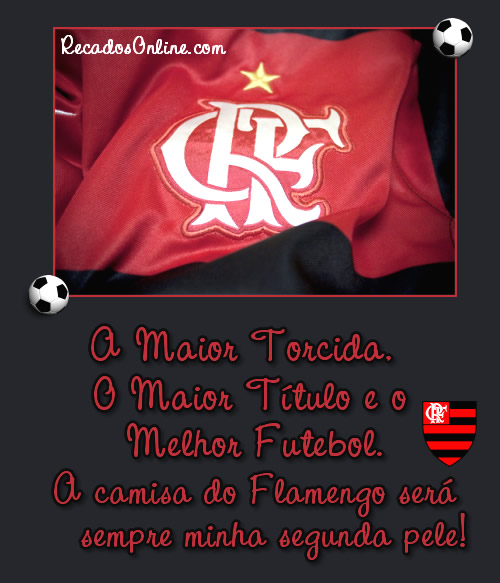 Recado Para Orkut - Flamengo: 7