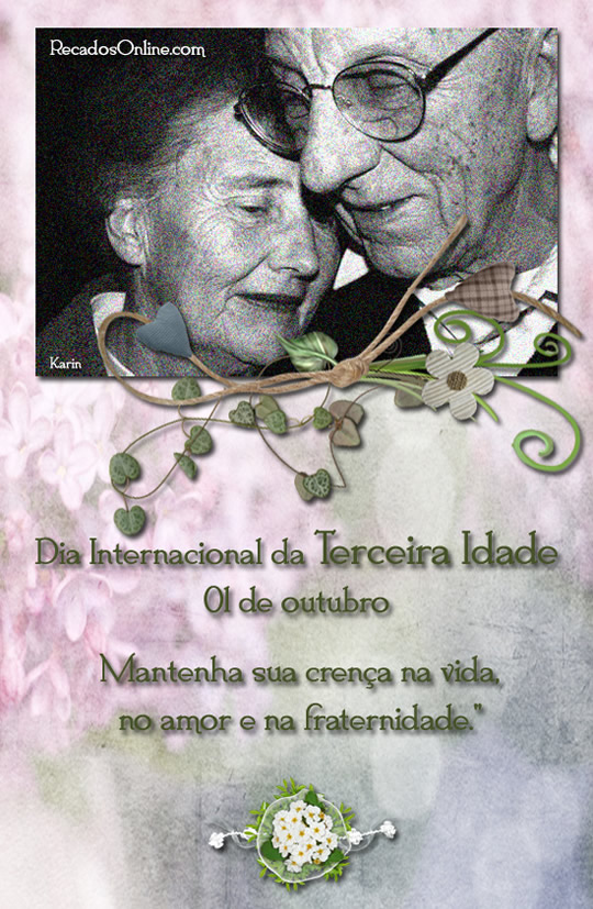 Dia Internacional da Terceira...