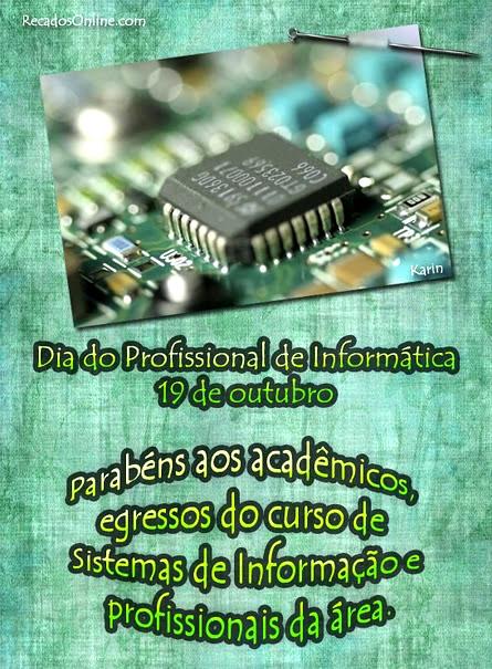 Dia do Profissional de Informática 19...