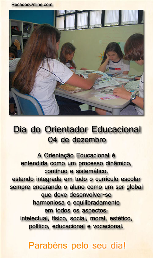 Dia do Orientador Educacional imagem 7