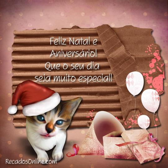 Feliz natal e...