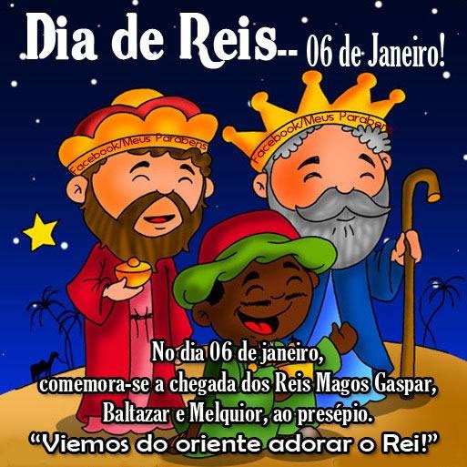 Dia de Reis imagem 3