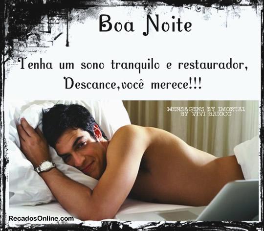 Boa Noite Sensual Imagem 3
