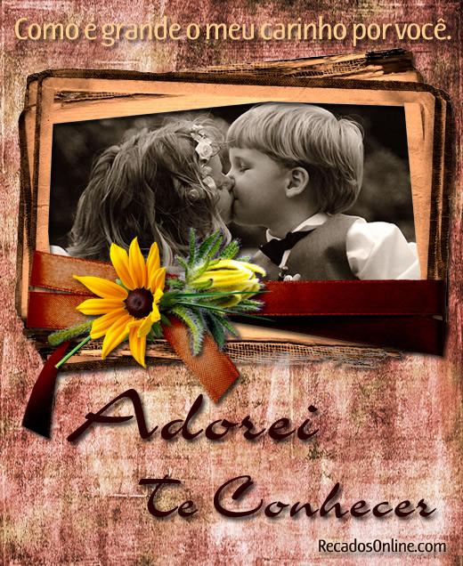 Adorei Te Conhecer Imagem 9