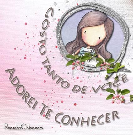 Adorei Te Conhecer Imagem 5