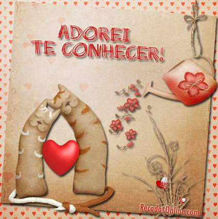 Adorei Te Conhecer Imagem 4
