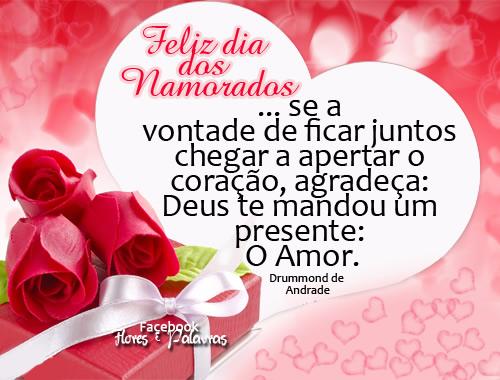 Mensagens Para O Dia Dos Namorados: Imagens E Mensagens Para Facebook