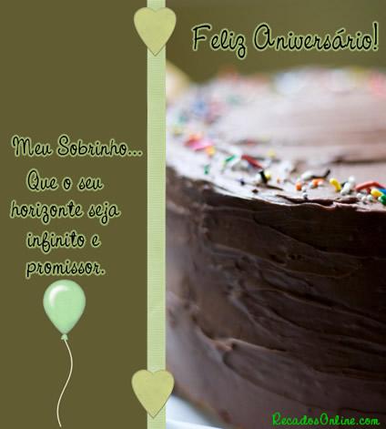 Feliz Aniversário Sobrinho Imagem 6