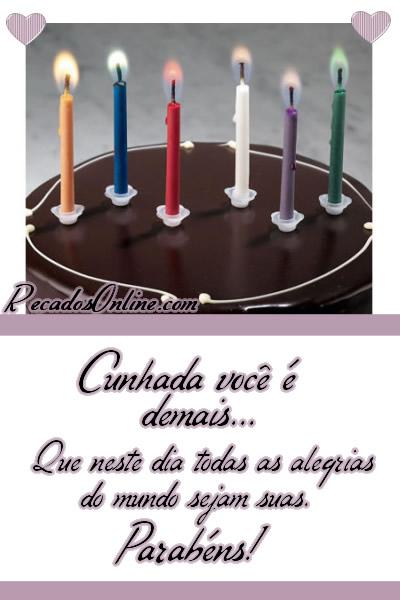 Tag Frases De Aniversario Para Cunhadinha Para Facebook
