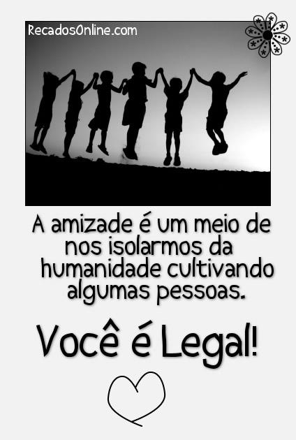 Voce E Legal imagem