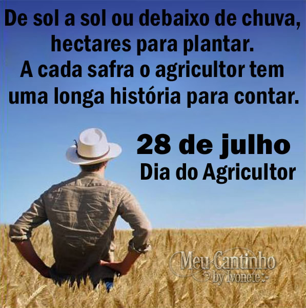 Dia do Agricultor Imagem 1