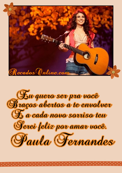 Paula Fernandes imagem 1