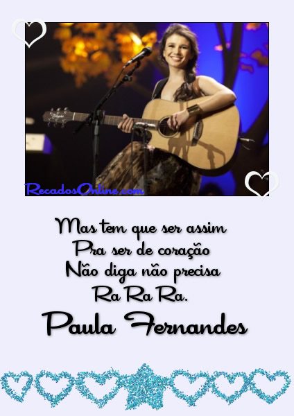 Paula Fernandes imagem 7