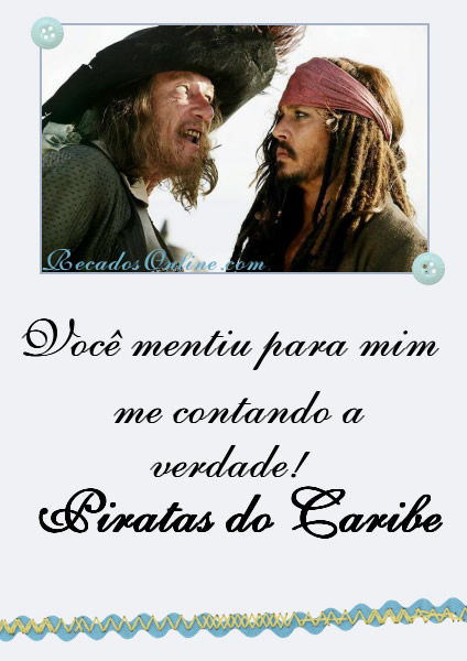 Piratas do Caribe imagem 1