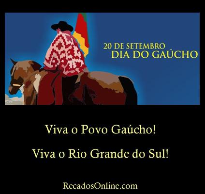 Dia do Gaúcho - Imagens, Mensagens e Frases para WhatsApp ...