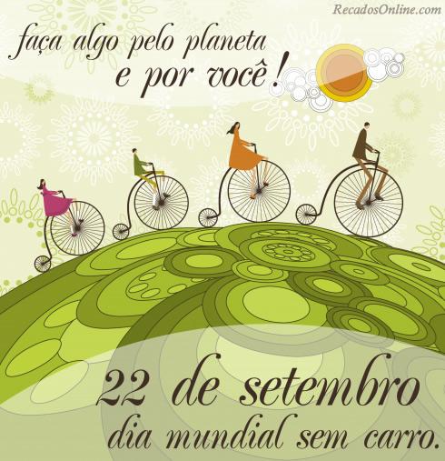 Dia Mundial Sem Carro Imagem 1