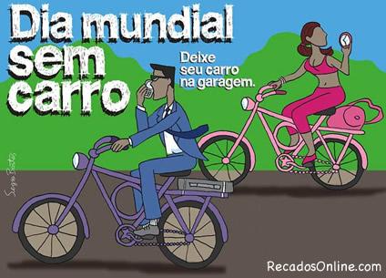 Dia Mundial Sem Carro Imagem 2