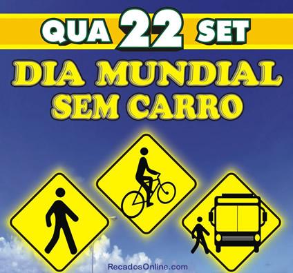 Dia Mundial Sem Carro Imagem 4