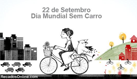 Dia Mundial Sem Carro Imagem 8
