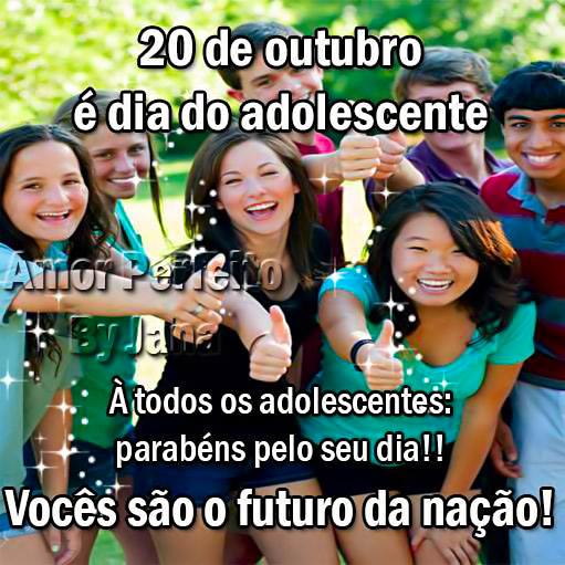 Dia do Adolescente imagem 3