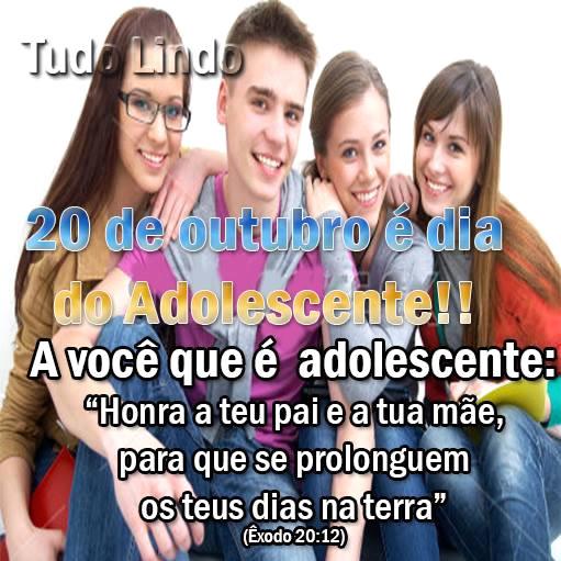 Dia do Adolescente imagem 4