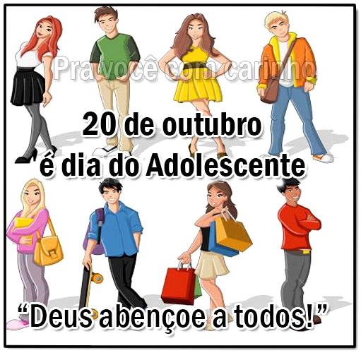 Dia do Adolescente imagem 2