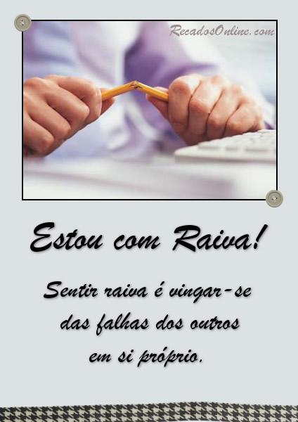 Raiva Imagem 8