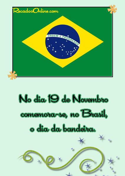 No Dia 19 de Novembro comemora-se, no...