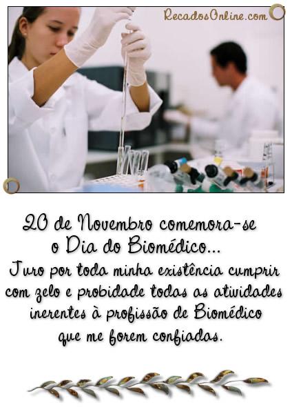 Dia do Biomédico Imagem 1