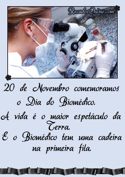 Dia do Biomédico Imagem 5