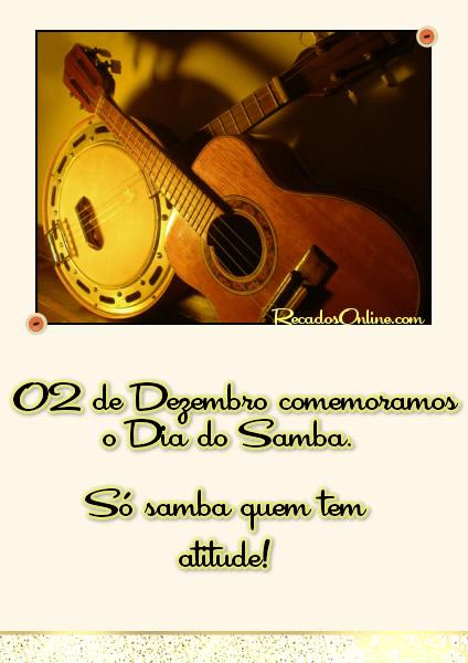02 de Dezembro comemoramos o Dia do...