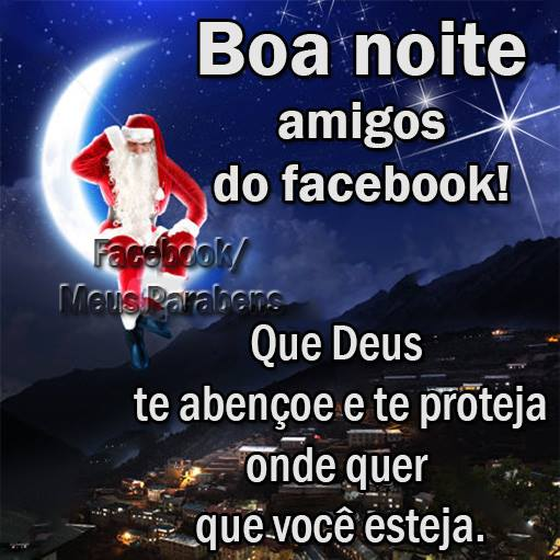 Boa Noite Natal Imagem 1