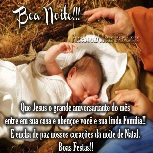 Boa Noite Natal Imagem 4
