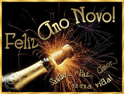 Feliz Ano Novo 2018 Imagem 1