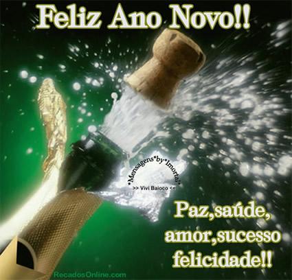 Feliz Ano Novo Imagem 1