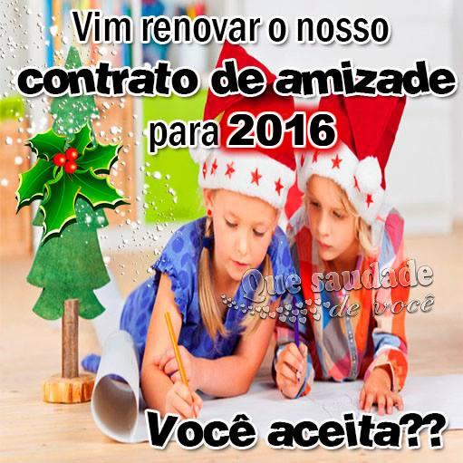 Ano Novo Amizade Imagem 8