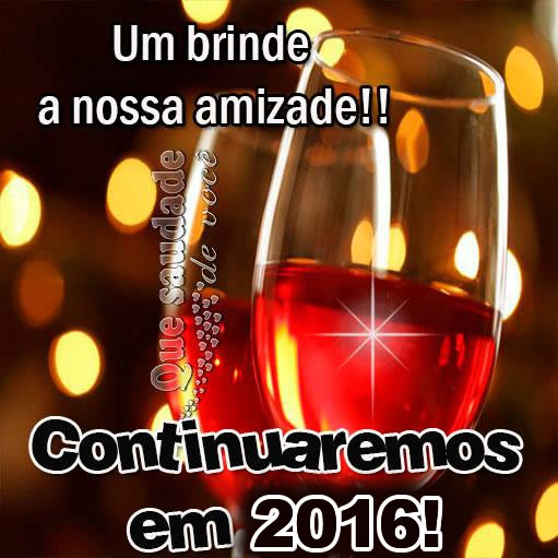 Ano Novo Amizade Imagem 10