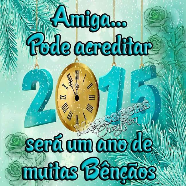 Ano Novo Amizade Imagem 6