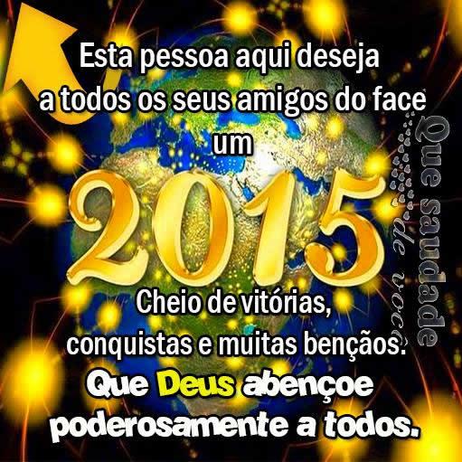 Ano Novo Amizade Imagem 2