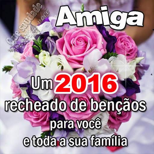 Ano Novo Amizade Imagem 3