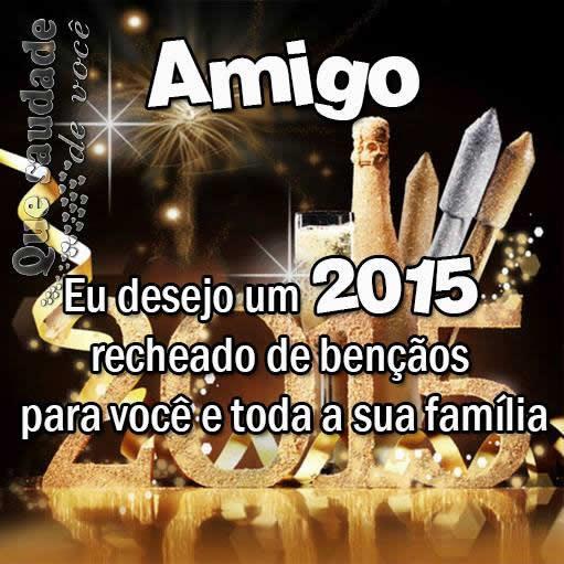 Ano Novo Amizade Imagem 4