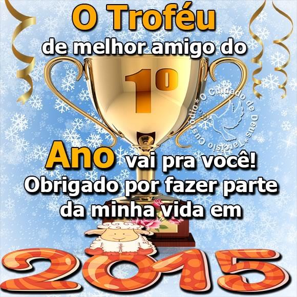 Ano Novo Amizade Imagem 1