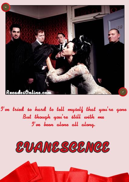Evanescence imagem 3
