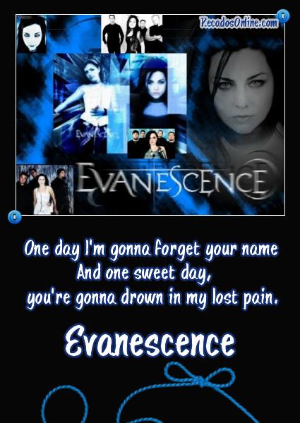 Evanescence imagem 9