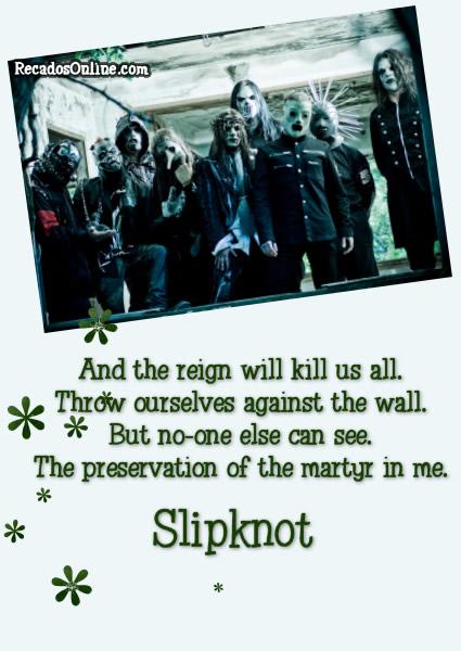 Slipknot Imagem 7