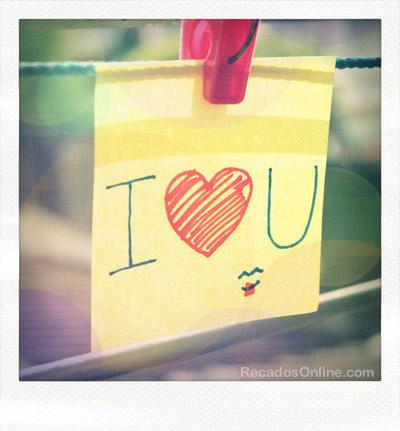 Te Amo em Inglês Imagem 4