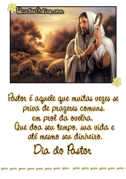 Dia do Pastor Imagem 8