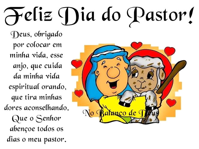 Dia do Pastor Imagem 1