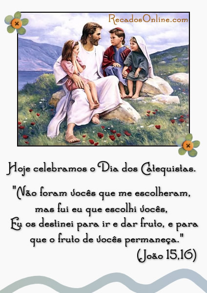 Dia do Catequista Imagem 2